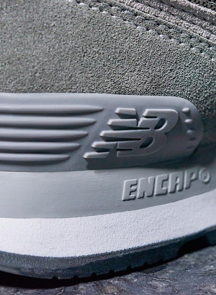 Encap Midsole Close Up