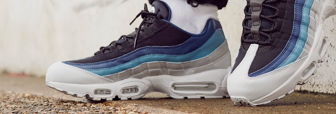 huge selection of d6526 cef07 The Air Max Icons  Nike Air Max 95
