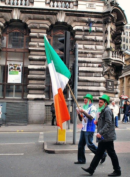 St. Patrick's Day Manchester