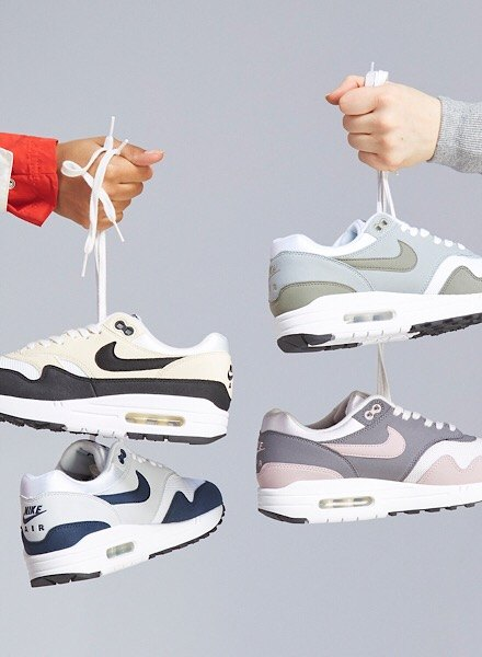 competitive price da428 6ab0a The next icon to join the Air Max franchise was the Nike Air Max 90. Named  after the year it released, it s the obvious silhouette to throw on for the   90s ...