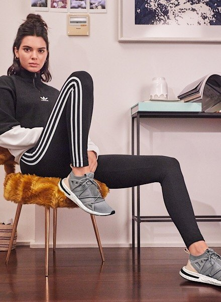 adidas Arkyn on Kendall Jenner