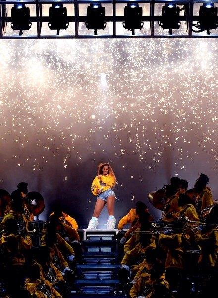 Beyonce Coachella 2018