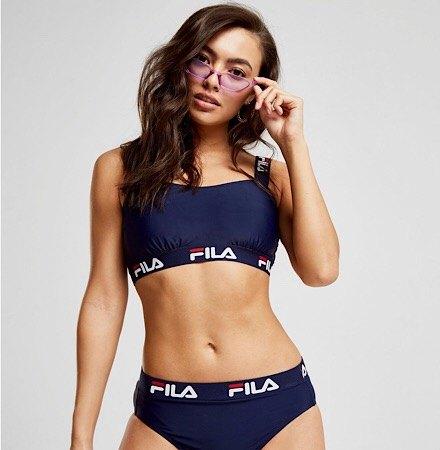 Navy FILA bikini