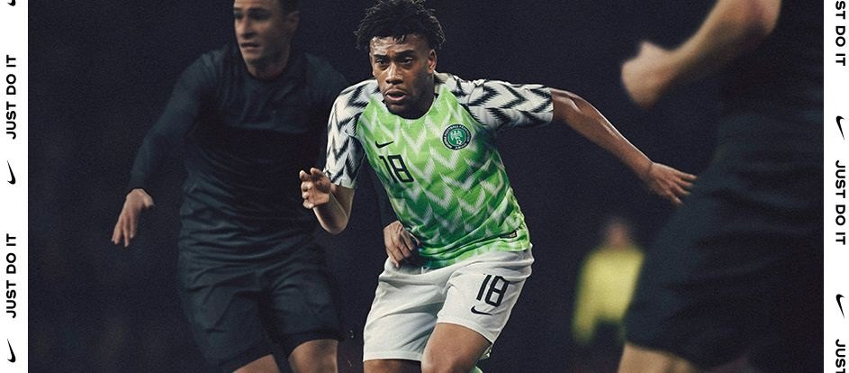 01f0e5c5a Inspired by the design of Nigeria s 1994 World Cup kit