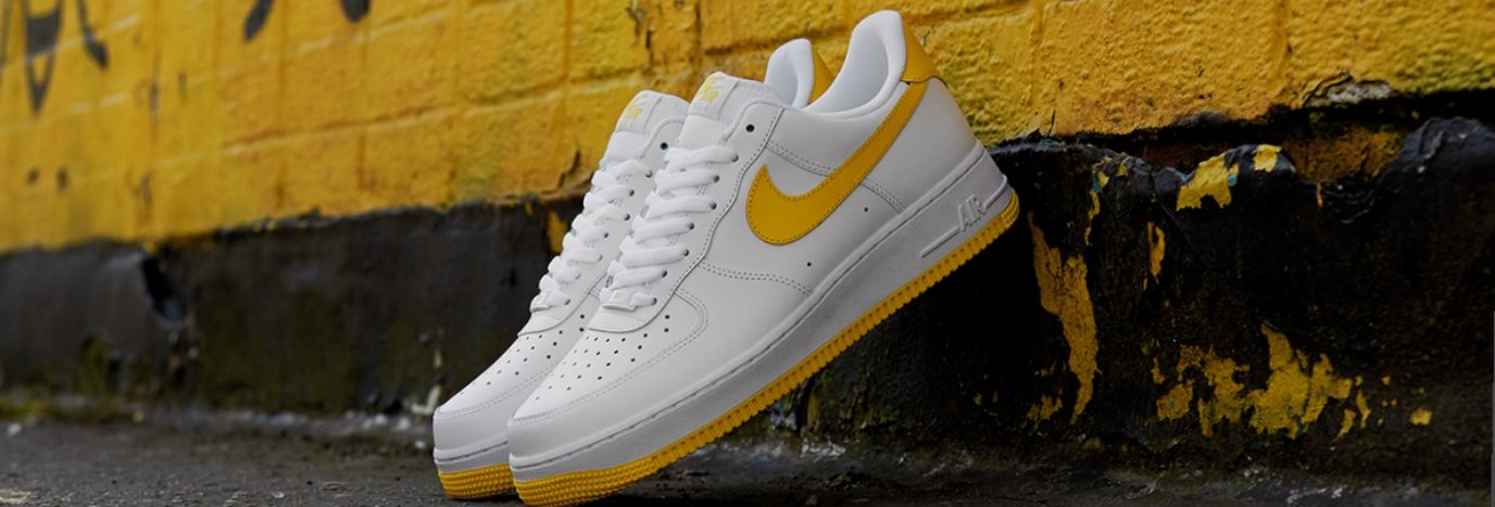 Air Force 1: The History Behind the Icon JD Official  JD Official