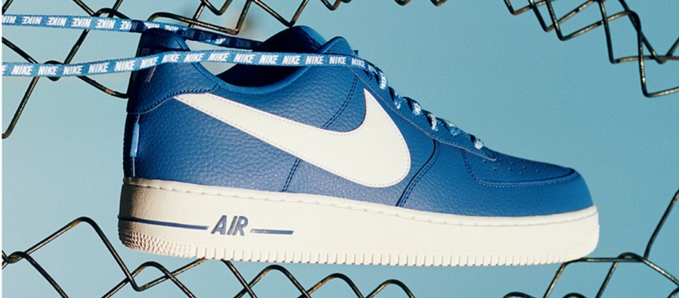 air force 1 blue