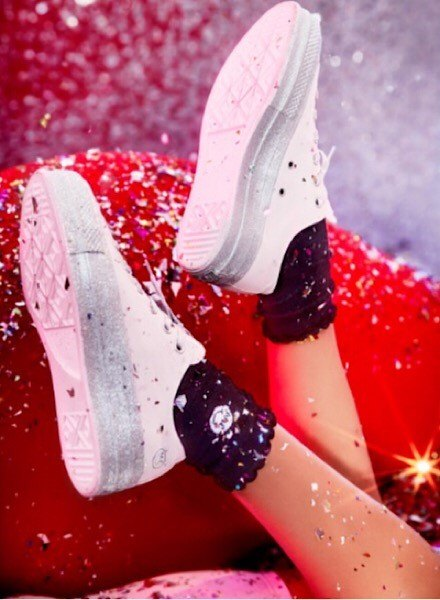 Converse x Miley Cyrus Collaboration