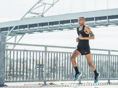 running increases weight loss