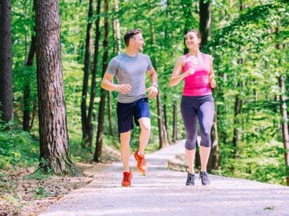 improve heart health with running