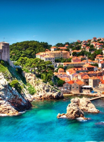 Croatia building beautiful holiday destination