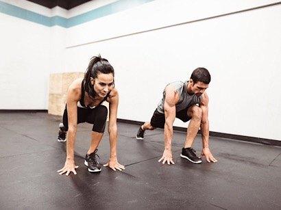 Crawl Core Workout