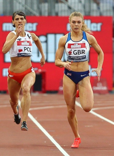 Beth Dobbin Anniversary Games British Athletics
