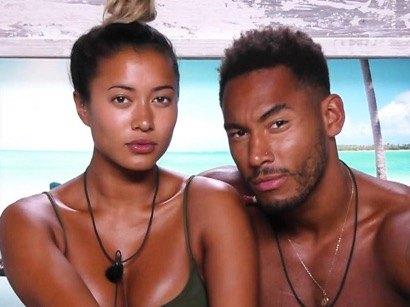 kaz and josh love island