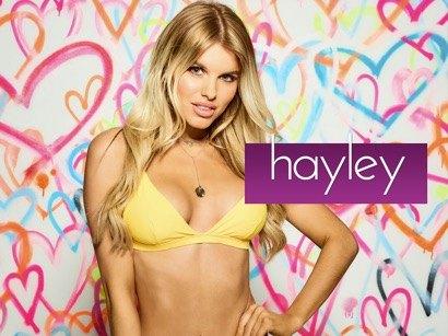 Hayley Love Island