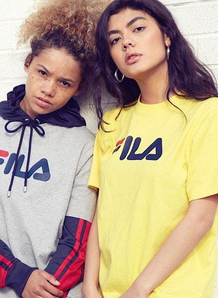 Fila Boyfriend T-Shirt