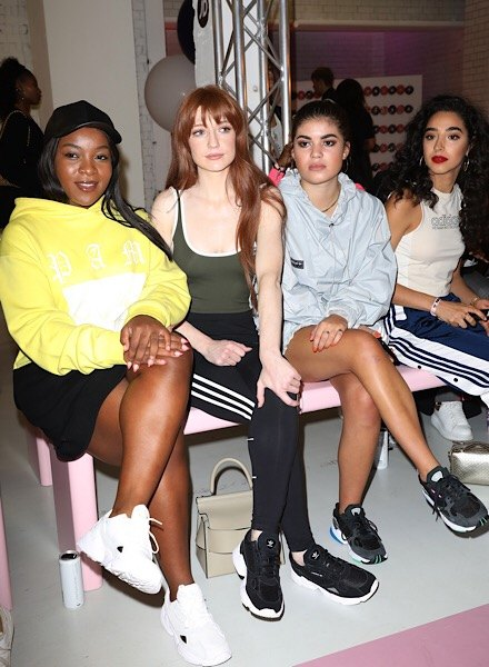 ray blk and nicola roberts