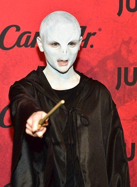 Joey King Voldemort