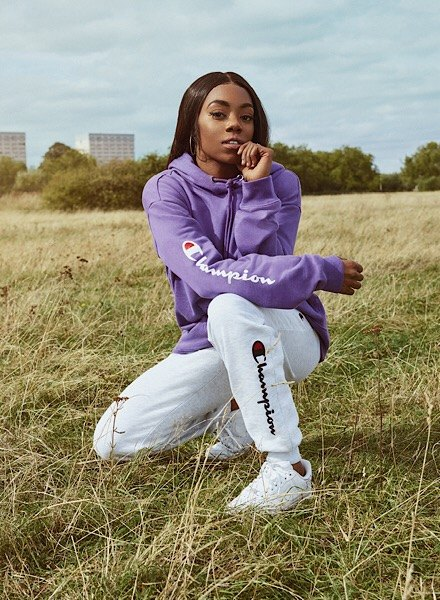 Champion and Lady Leshurr colab