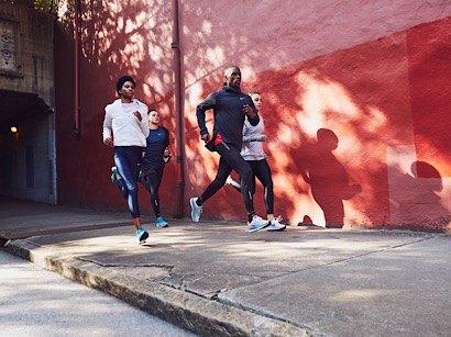 running new sport 2019