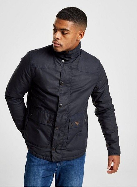 stybarrow waxed jacket