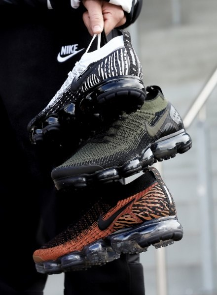 Air Vapormax Flyknit 2 Tiger