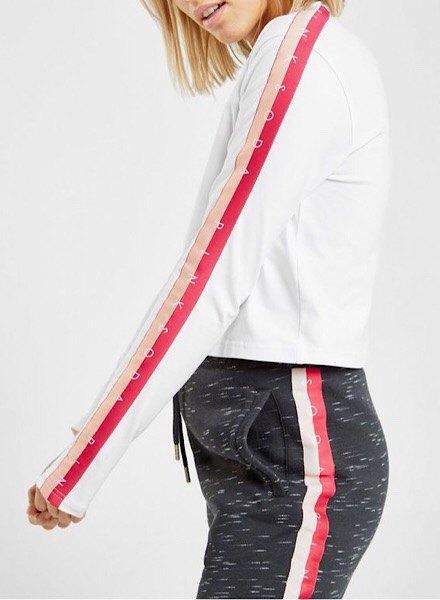 pink soda sport long sleeve top