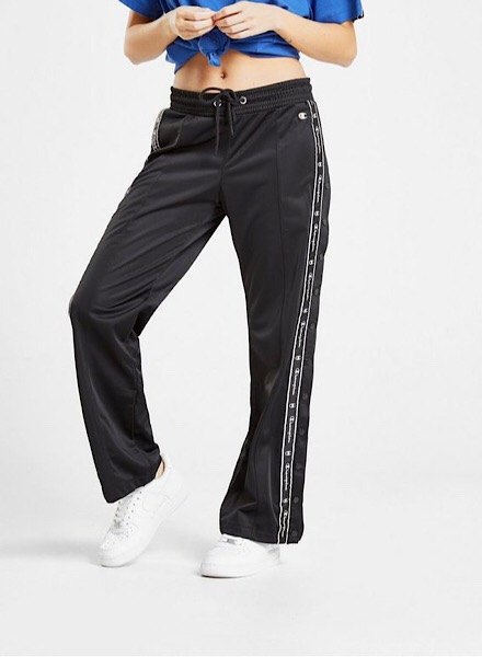 tape champion popper pants