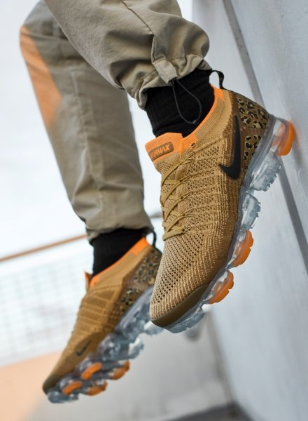 Nike Air VaporMax Flyknit 2 Cheetah