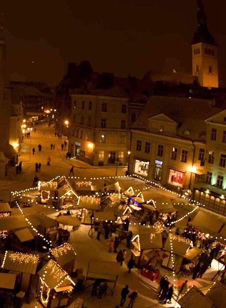 Estonia Christmas markets