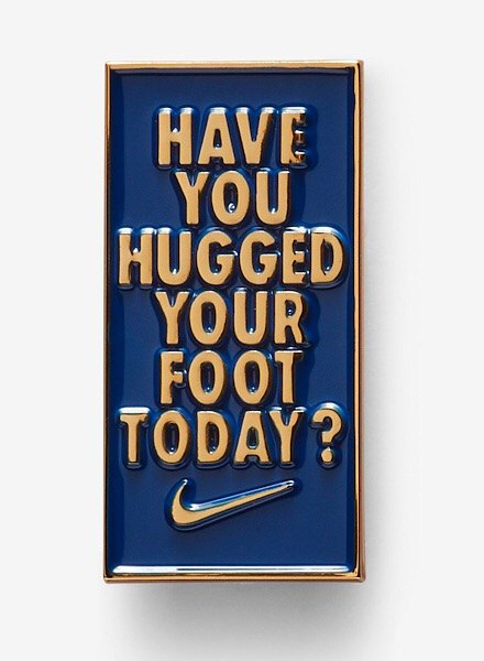 Have you hugged your foot today Huarache