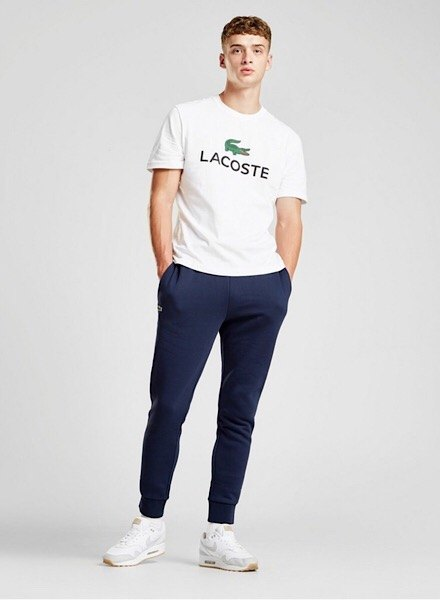 Lacoste fleece track pants
