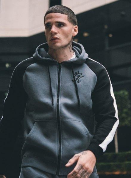 gym king hoodie