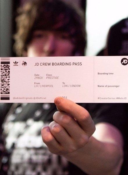 Stormzy Bus Ticket