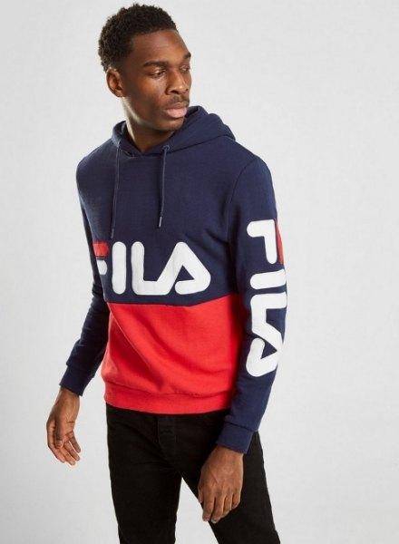 fila sale hoodie