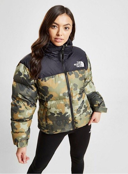 The North Face 1996 Nuptse