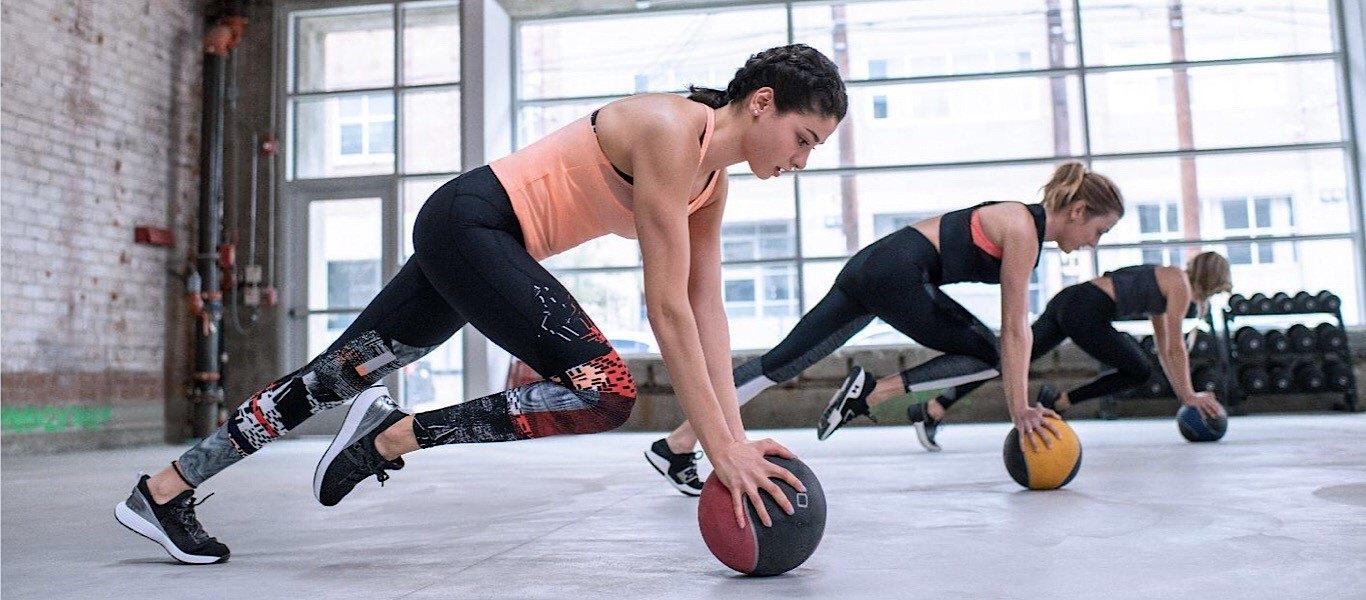 2019 Get Fit Fat Burner Exercises