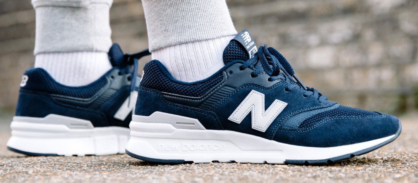 todd duncan in new balance 997H
