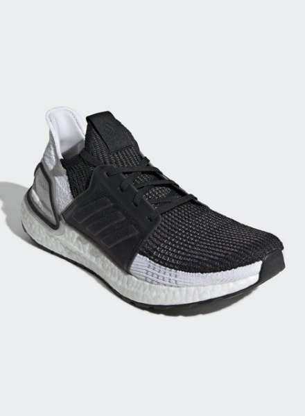black and white ultra boost 19