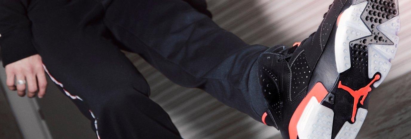 on sale 73e62 9a0e1 Dropping Soon  Air Jordan 6  Black Infrared