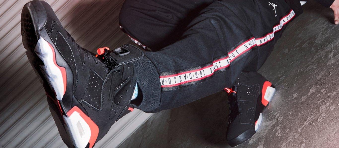 quality design c6fd1 26768 Dropping Soon  Air Jordan 6  Black Infrared    JD Official