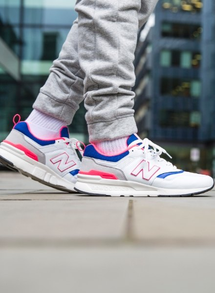 Spencer Elmer in New Balance 997H