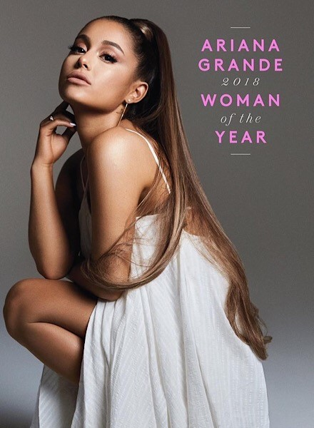 International Women's Day - Influential Women - Ariana Grande