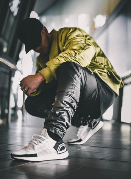 kamil in ultra boost 19