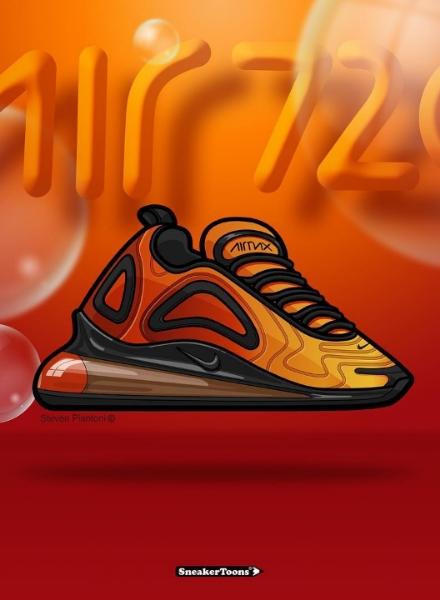 air max 720 sneakertoon