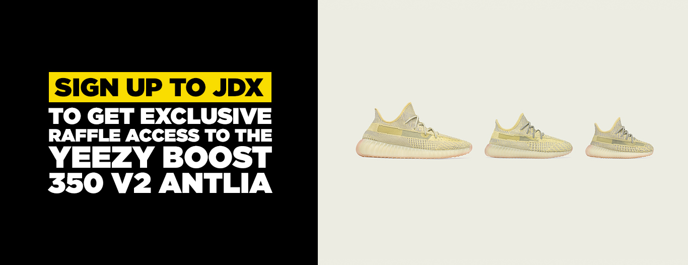 jdx sign up yeezy