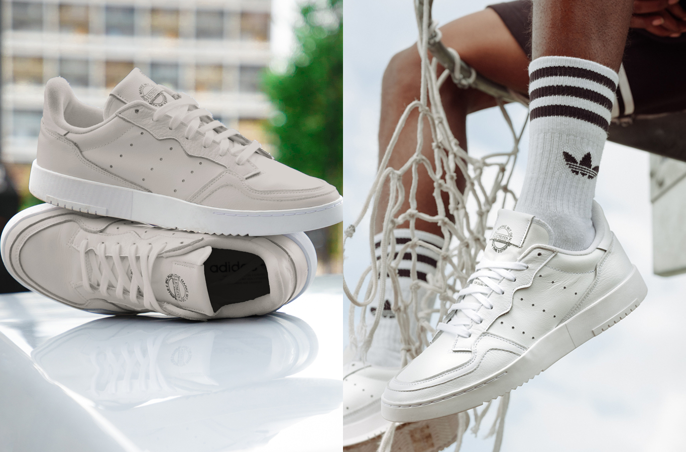 adidas supercourt trainers