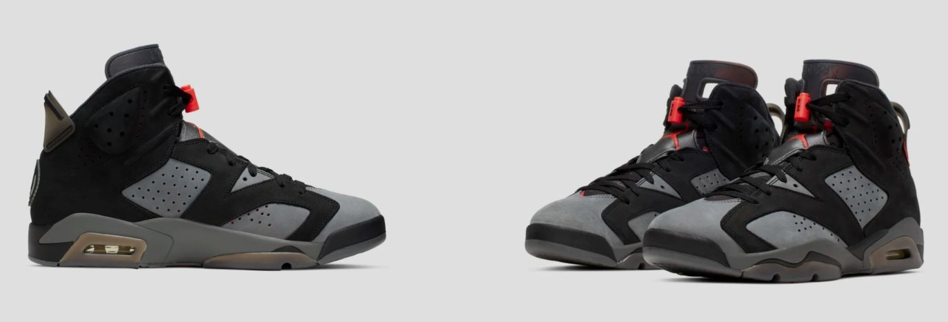 Coming Soon Air Jordan 6 Psg Launch Preview Jd Official