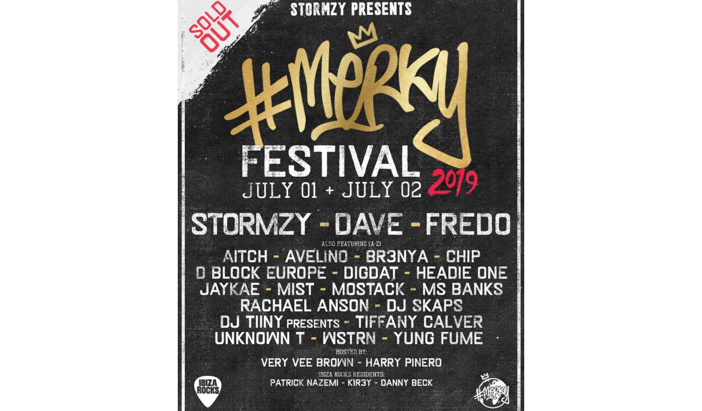 #MERKY festival lineup