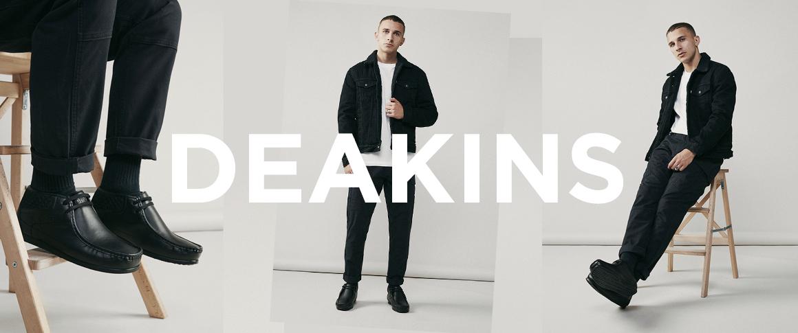 deakins footwear