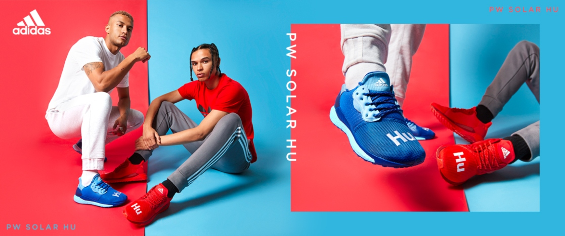 Corredor Vivienda Playa  Just Dropped: adidas x Pharrell Williams Solar Hu Prd | JD Official